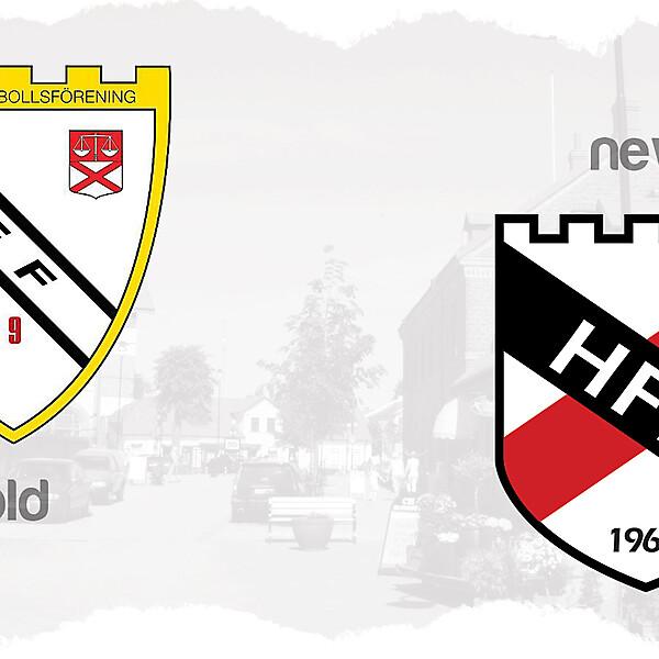 Hörby FF logo re-desing