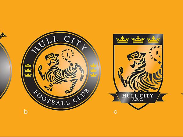 Hull City Badges