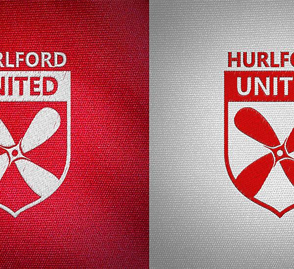 Hurlford United (Embroidered)