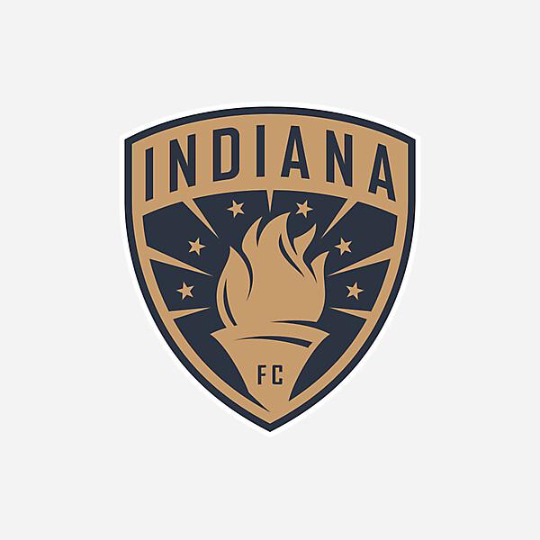 Indiana FC crest