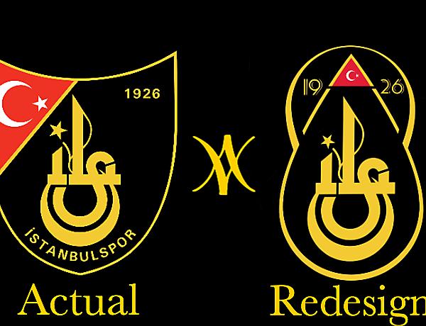 İstanbulspor Crest Redesign