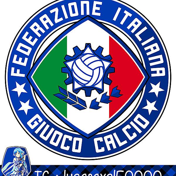 Italy Crest (FIGC)