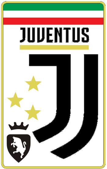 Juventus crest based on Ferrari
