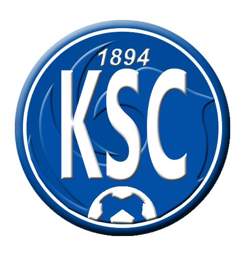 Karlsruher SC Crest Design
