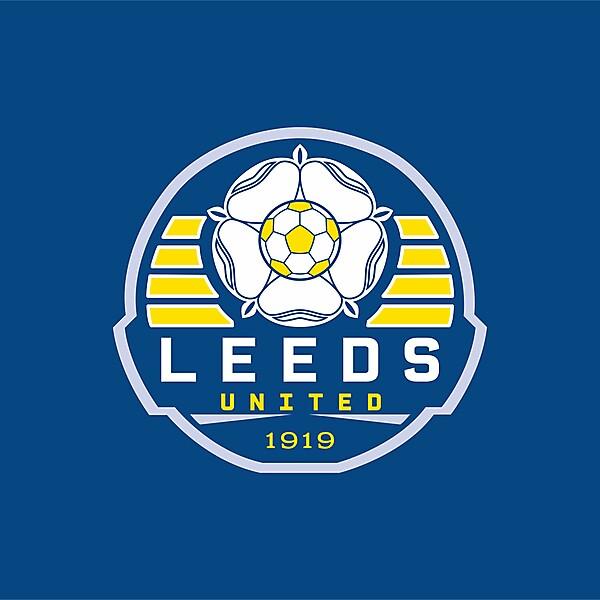 Leeds United Crest Concept 1 2018