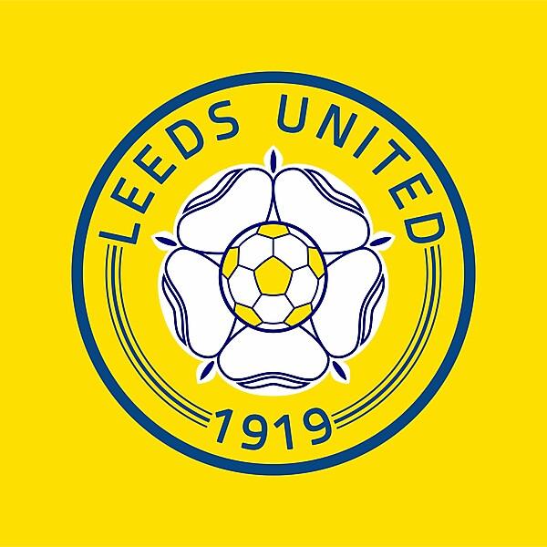 Leeds United Crest Concept 3 2018