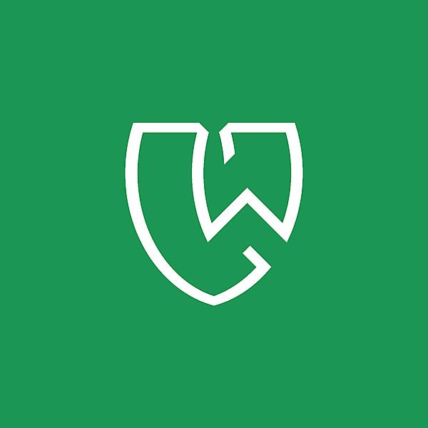Legia Warsaw alternative logo.