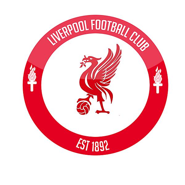 Liverpool FC Crest Circle
