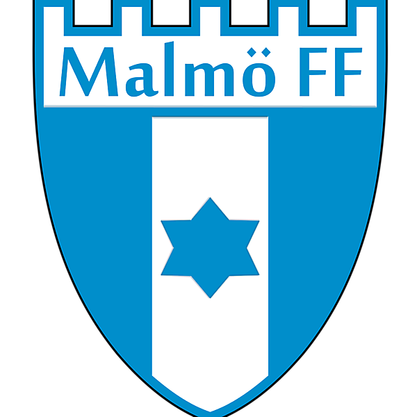 Malmö FF Crest Design
