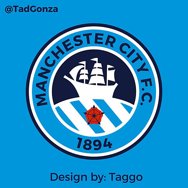 Manchester City FC Crest version