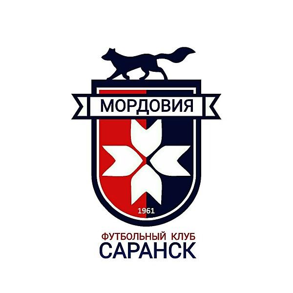 Mordovia Saransk FC new crest