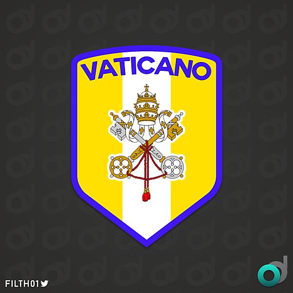 Nazionale di calcio del Vaticano | Crest