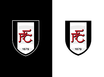 New Fulham F.C. Crest