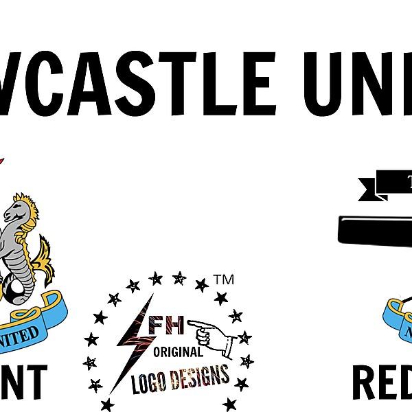 Newcastle United FC Redesign