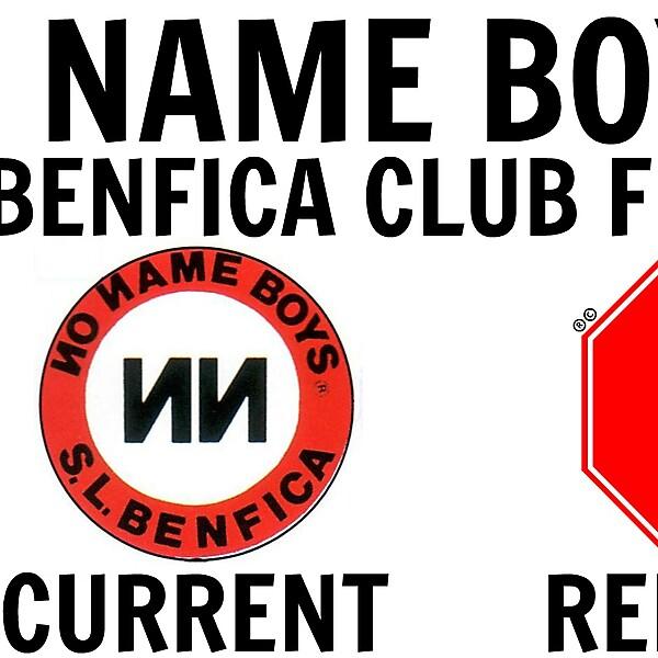 No Name Boys (SLB Club Firm) New Crest Idea