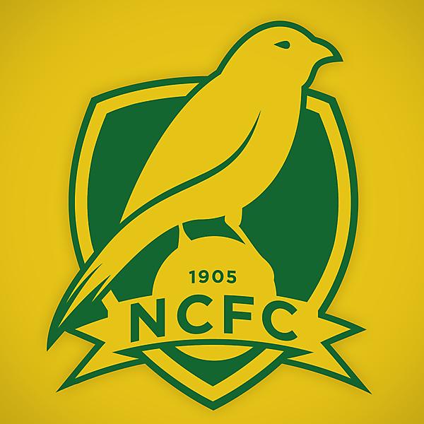 New Norwich City Crest