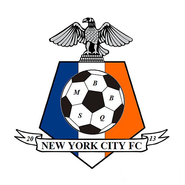 N.Y.C.F.C Crest