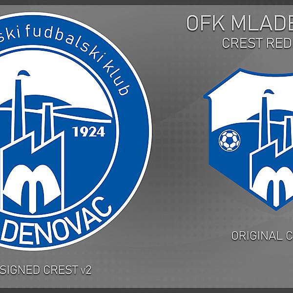 OFK Mladenovac - redesign v2