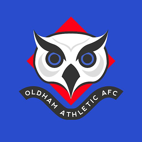 Oldham United Crest
