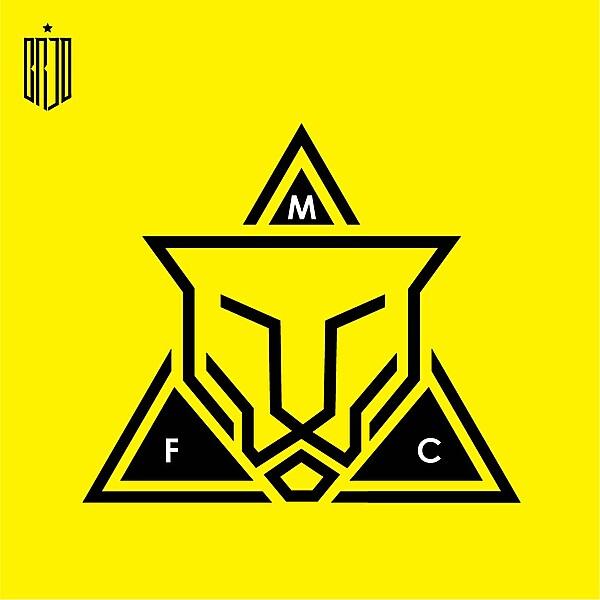 Persekam Metro FC Crest Redesign Concept
