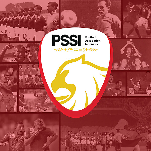 PSSI (Football Association of Indonesia) Crest Redesign Concept