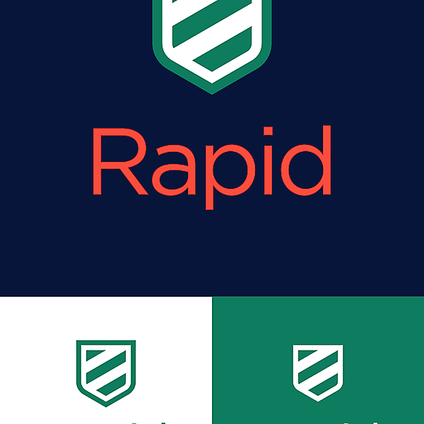 Rapid Wien - Rapid Vienna - minimal