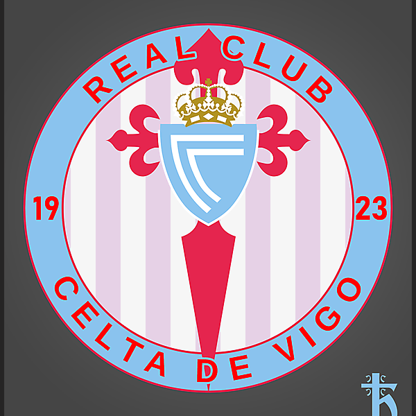RC Celta de Vigo - Redesign