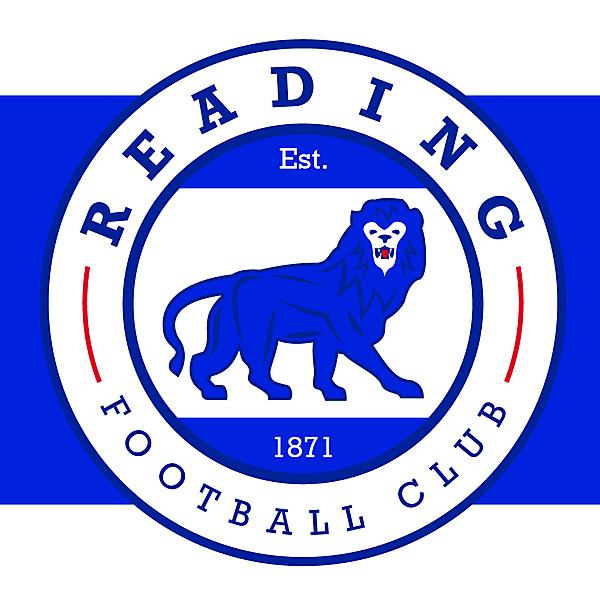 Reading FC Crest
