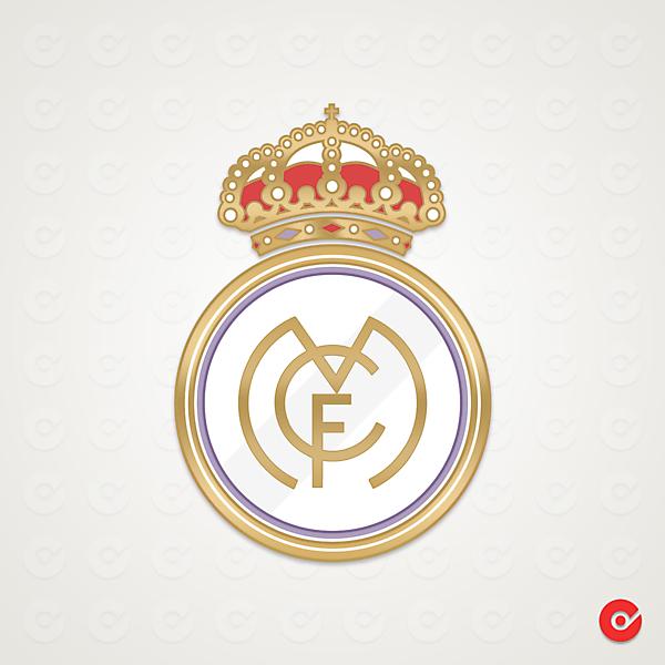 Real Madrid | Crest