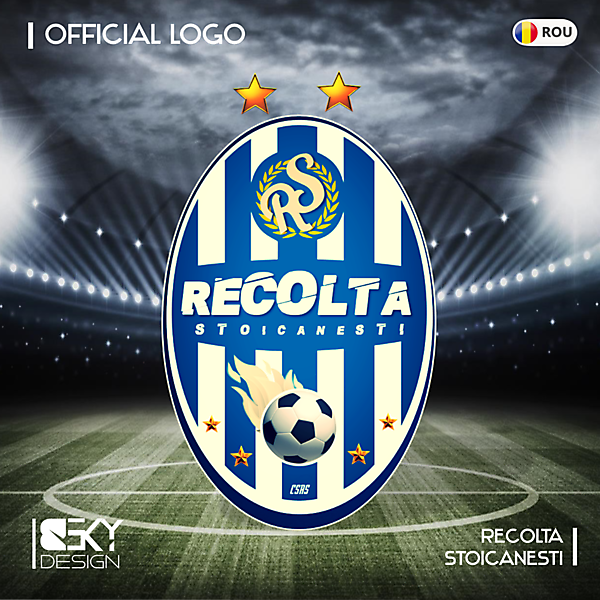 Recolta Official Logo by BEKY