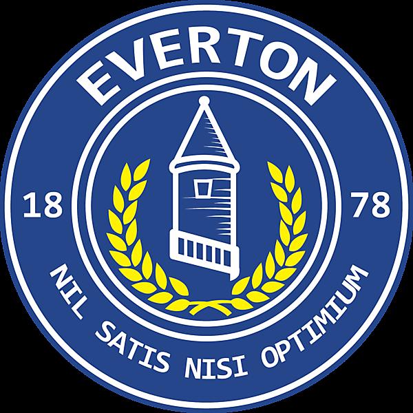 Redeign Everton