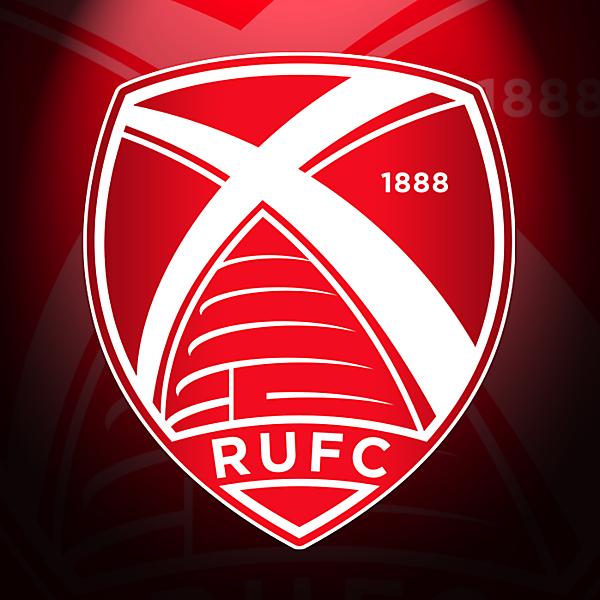 New Rotherham United Crest