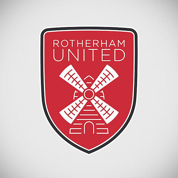 Rotherham United crest v2