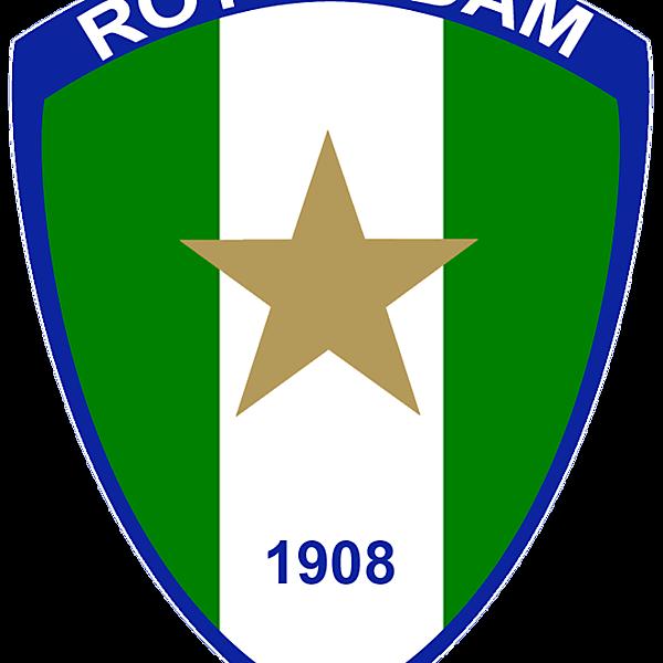 Rotterdam Crest - Feyenoord - 1908
