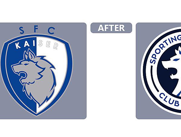 SCFK crest redesign