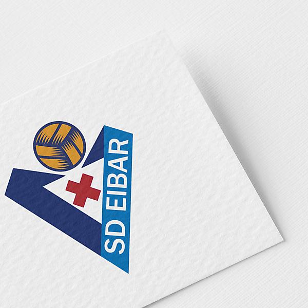 SD Eibar rebrand concept