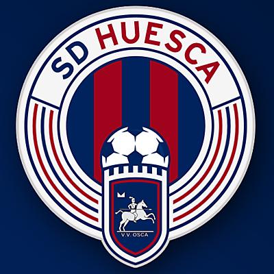 SD Huesca Crest Redesign