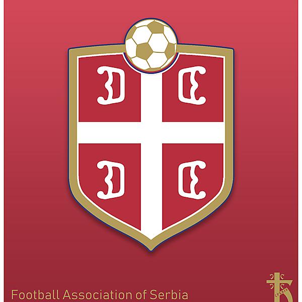 Serbia FA - Redesign