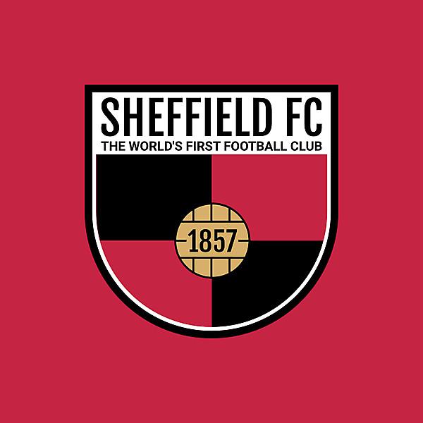Sheffield FC Crest Redesign