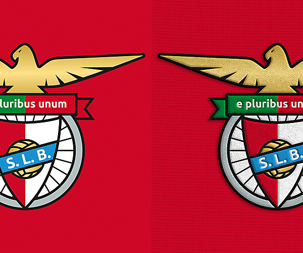 SL Benfica - Fantasy Crest Design - Cláudio Cruz