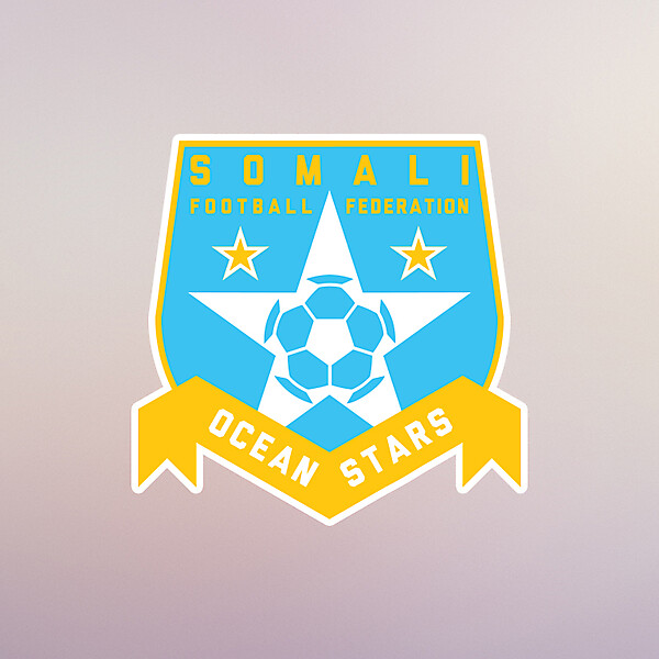Somali FF Badge Redesign