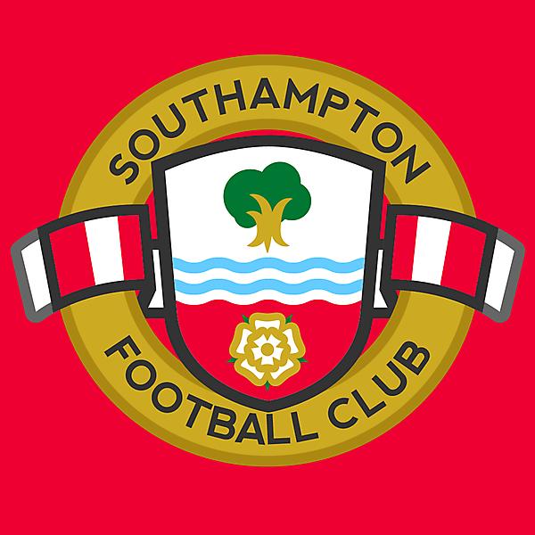 Southampton FC Crest