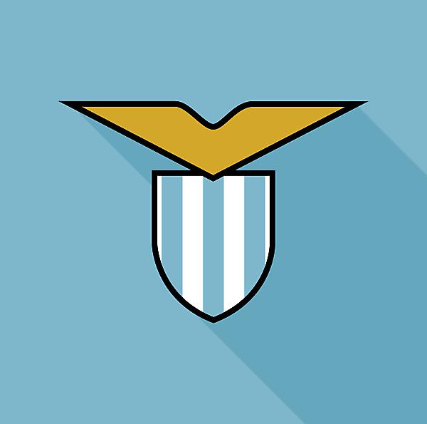 SS Lazio Logo (Minimalist)