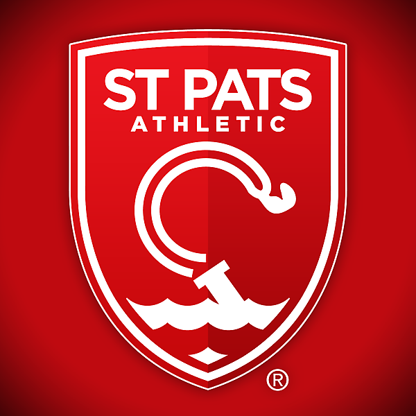 St Patrick\'s Athletic Crest