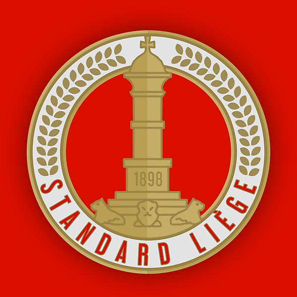 Standard Liège Crest Redesign (Version 2)