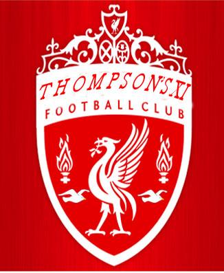 THOMPSON FC fantasy Badge