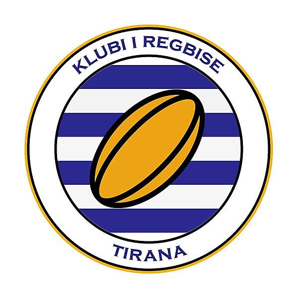 Tirana Rugby Club Logo (By Agron Meta)