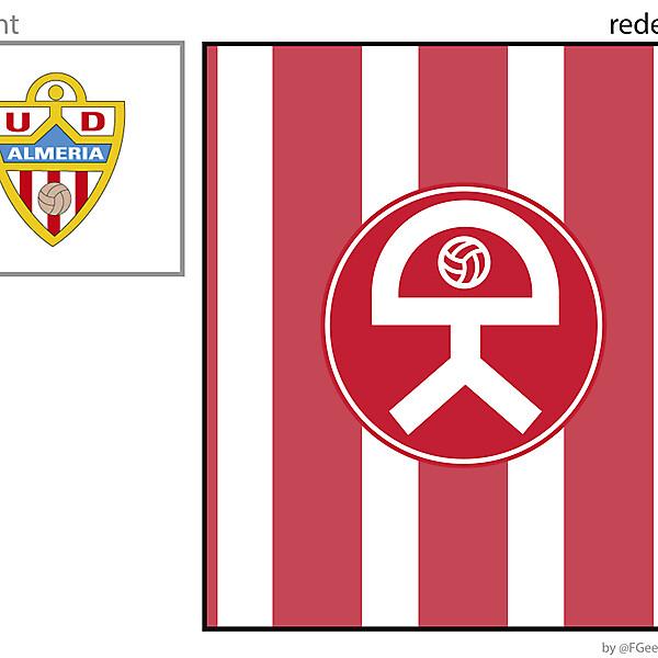 UD ALMERIA new crest