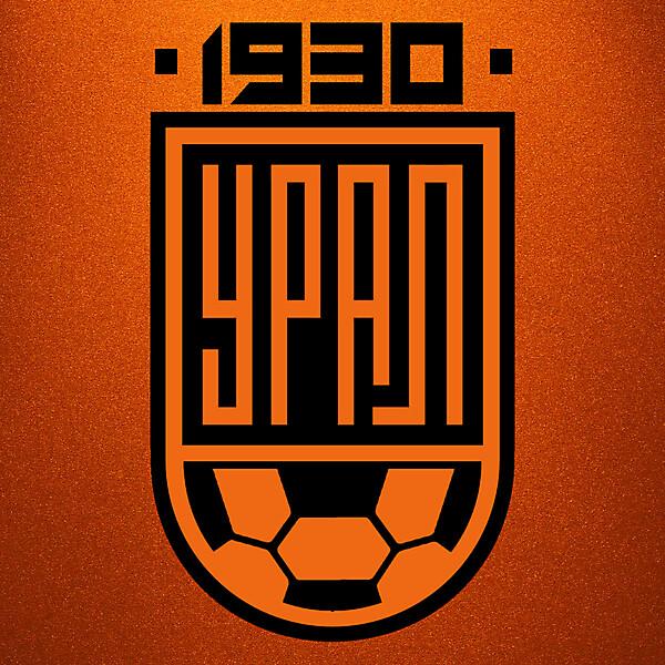 Ural Yekaterinburg (crest redesign)