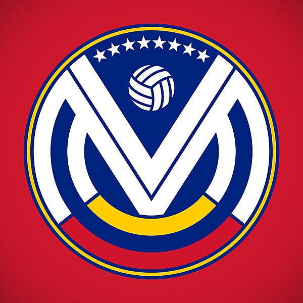 Venezuelan Football Federation crest